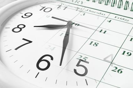 Nouvelle année, nouveaux horaires!