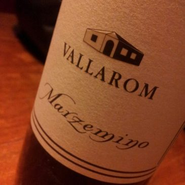 Marzemino de Vallarom